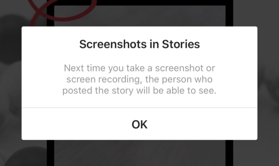 Instagram Now Notifies Users when Someone Else Snaps a Screenshot of Their Story