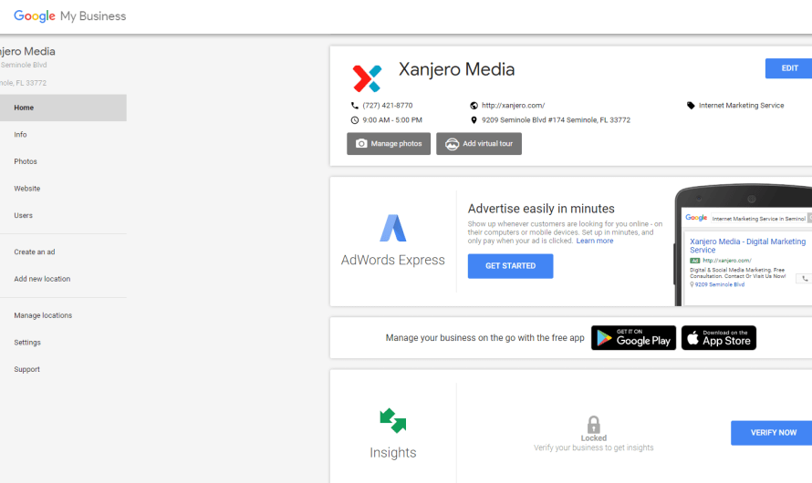 Google is Releasing a New Dashboard for Multiple Listings for Google My Business
