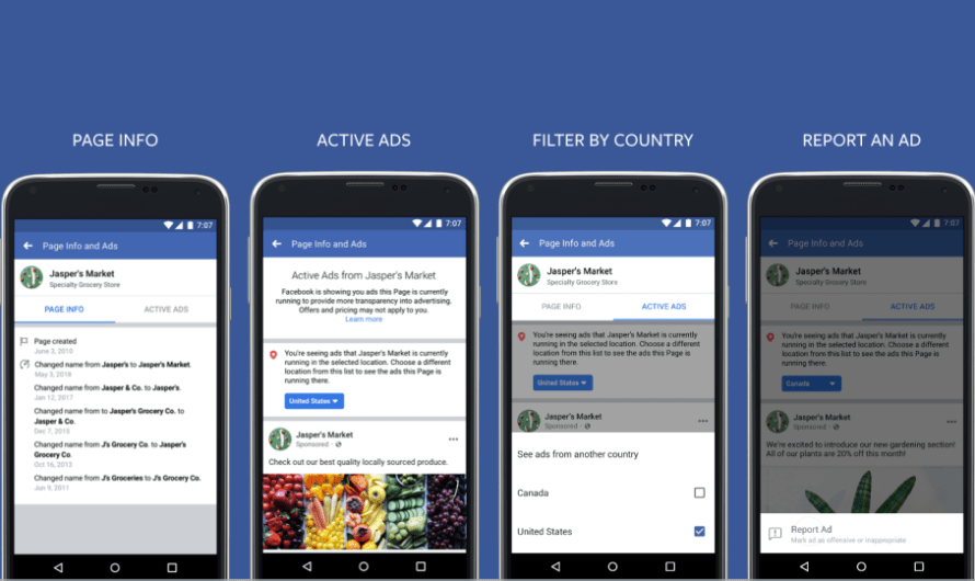 Facebook just Introduced a New Ad Transparency Tool