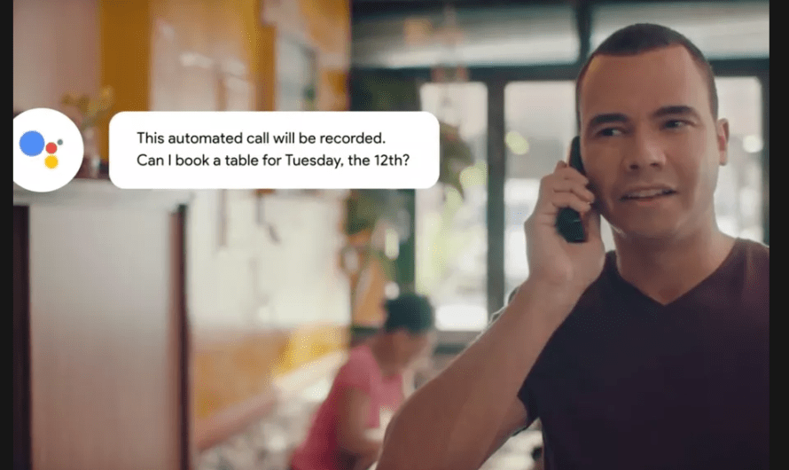 Google Duplex will Roll Out to Pixel Devices beginning next Month