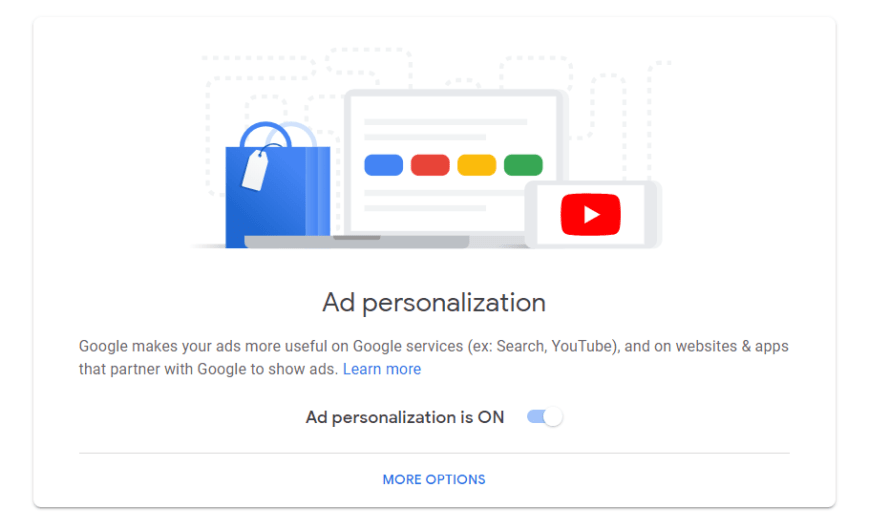 Google Now Helps Users Limit Targeted Ads (Sort-Of)