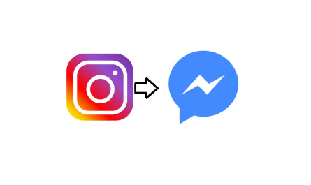 Instagram Messenger contacts sync