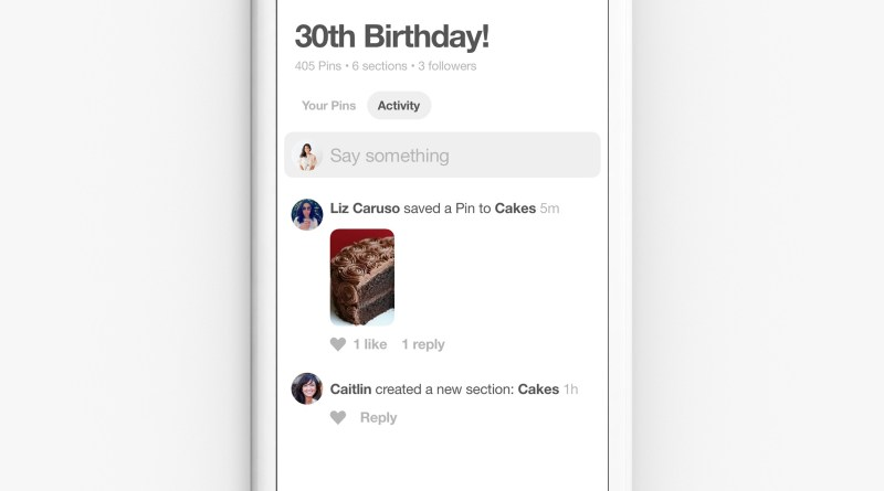Pinterest group boards collaboration
