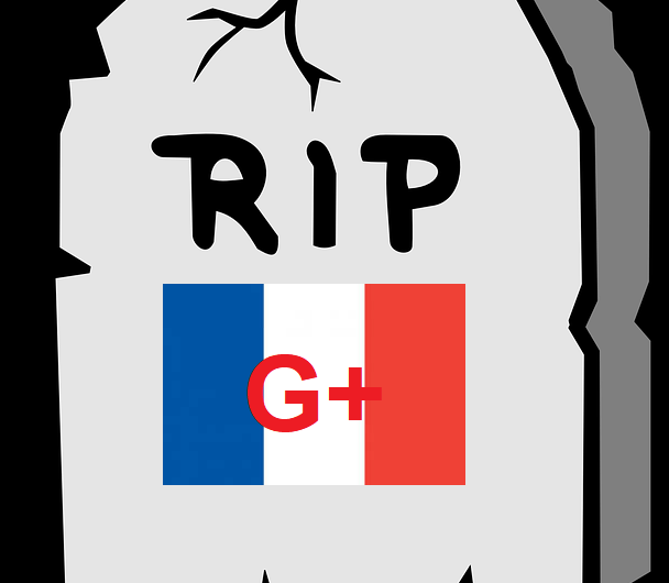 The Sad Google Plus Bust continues as Google France Shuts Down its Google+ Page