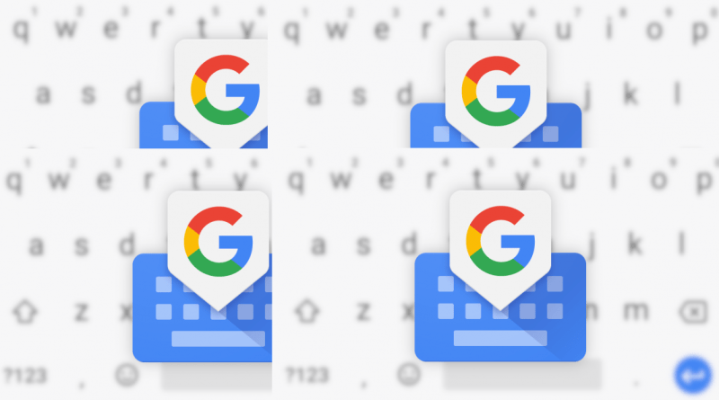 Gboard glide typing bug fix