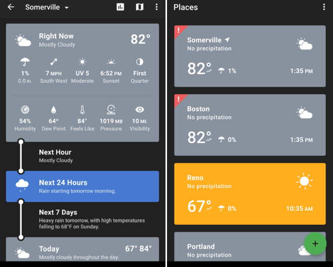 Weather App Dev Suddenly Pulls the Plug, Removes Product from the Play Store
