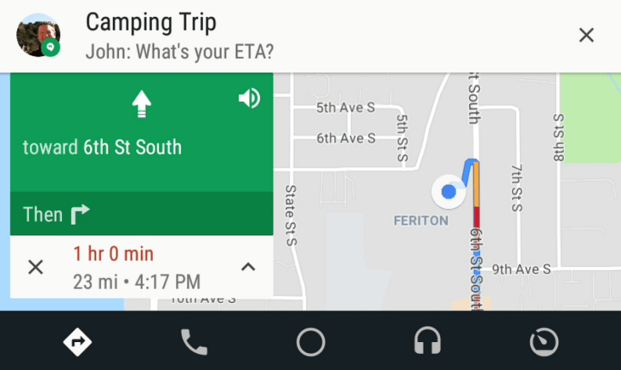Android Auto Now makes It Easier to Find Music and Go through Messages with Less Distractions while Driving