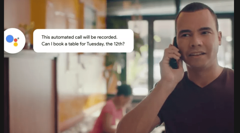 Here's a Chance to for a Few Lucky People to Try Out Google Duplex, the AI Reservation-Making Magical Tech
