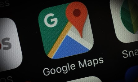 Google Maps incident reporting