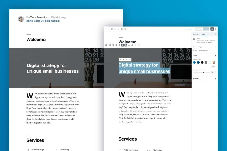 WordPress Releases its Latest Content Editor, Featuring a Flexible CMS Block-Styled Interface