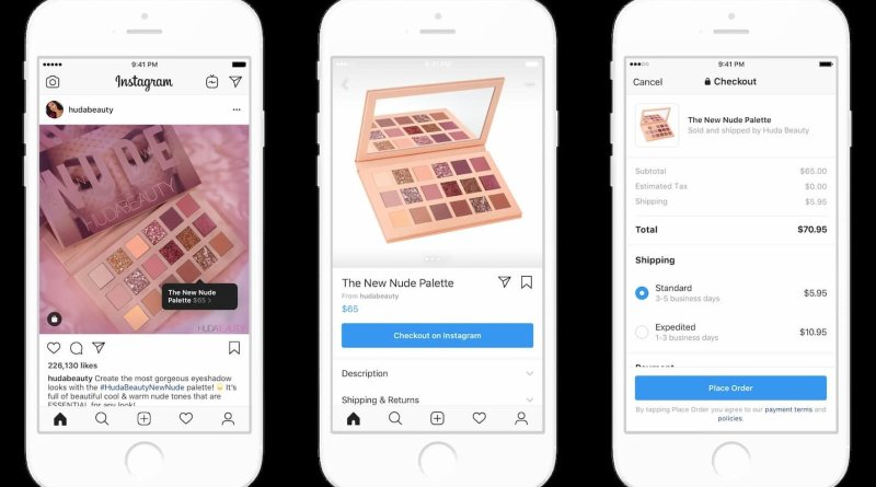Checkout on Instagram direct shopping option debuts