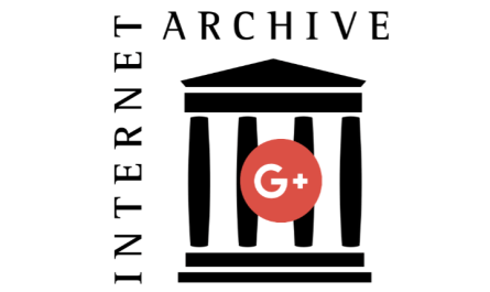 Internet Archive Google Plus