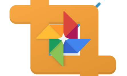 Google Photos Android app document crop and adjust