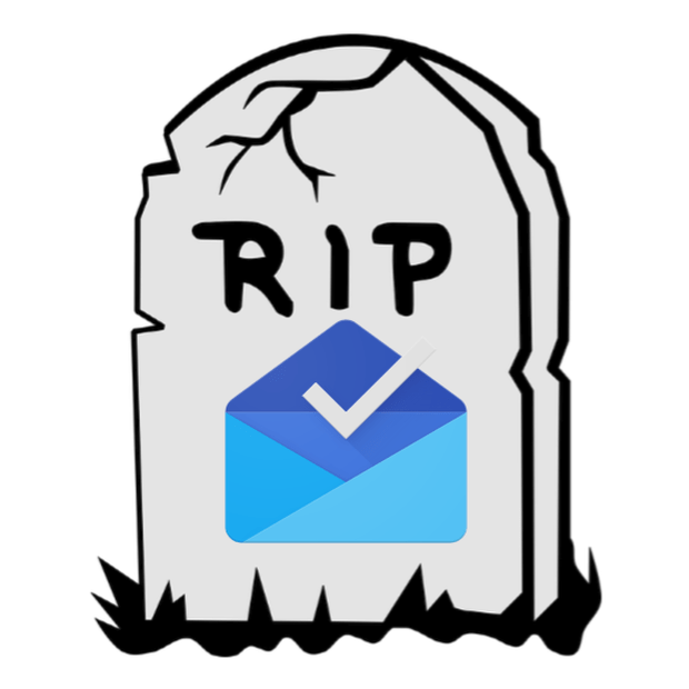 inbox by gmail support cut off