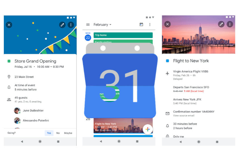 Google Calendar reaches 1 billion installations