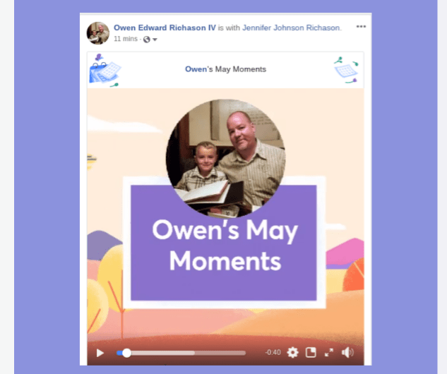 2019 Facebook May Moments Video Rolls Out to Android, iOS, and the Web