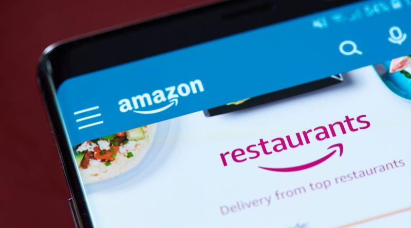 Amazon Restaurants delivery service shut down