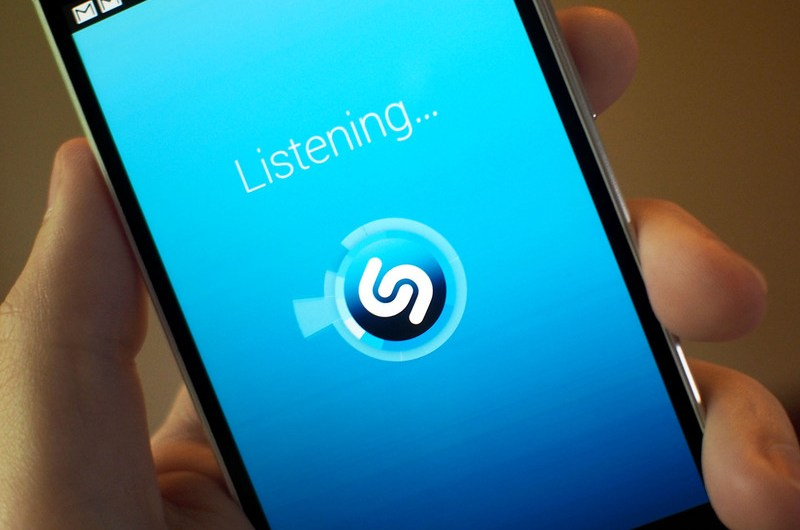 The Shazam App for Android can Now Identify Songs Playing through Headphones