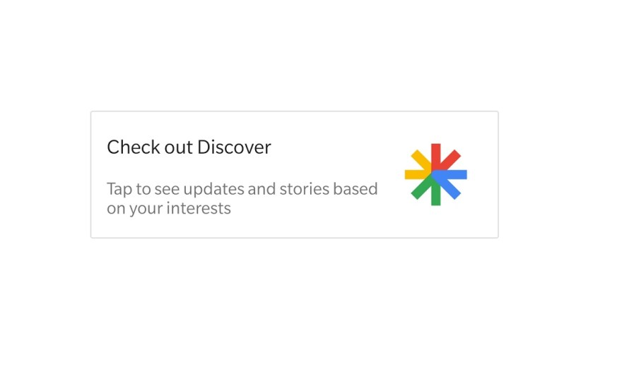Some Users Report Seeing Pirated Content Listings on the Google Discover Feed