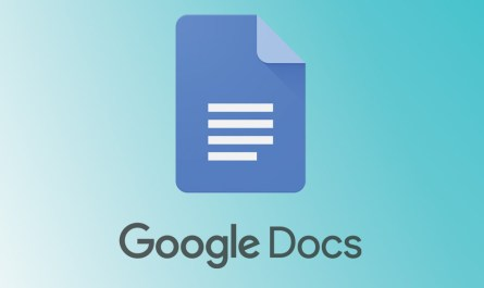 Google Docs highlights signed in accounts