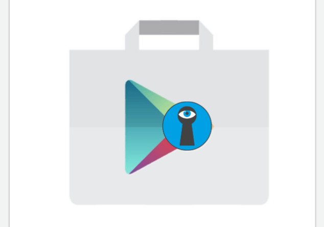 Google Play Store stalkerware