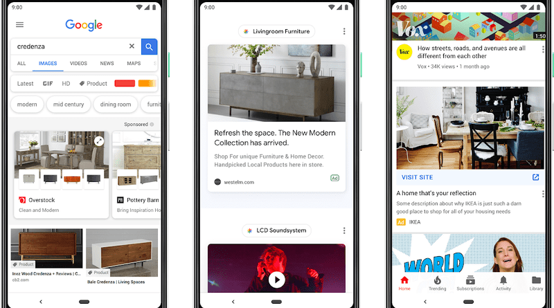 Google is Showing Ads to More Users in its Discover Feed on the Google App
