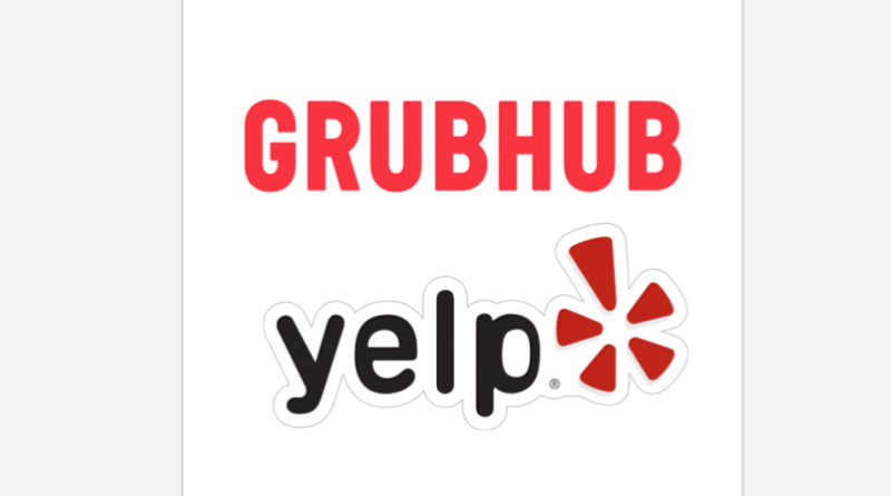 GrubHub replacing restaurant phone numbers on Yelp