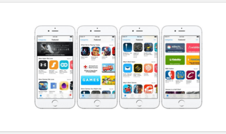 Apple changes app store search results