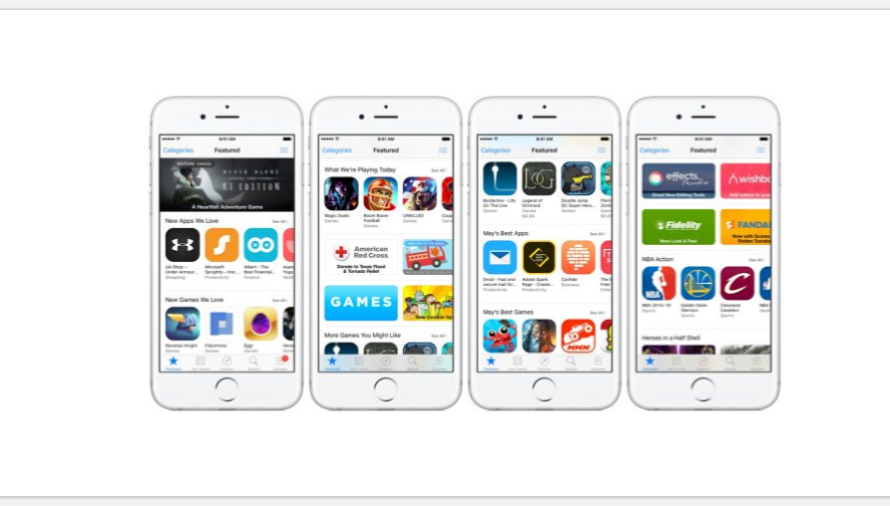 Apple Altered its App Store Search Results to give Third-Party Developers more Visibility