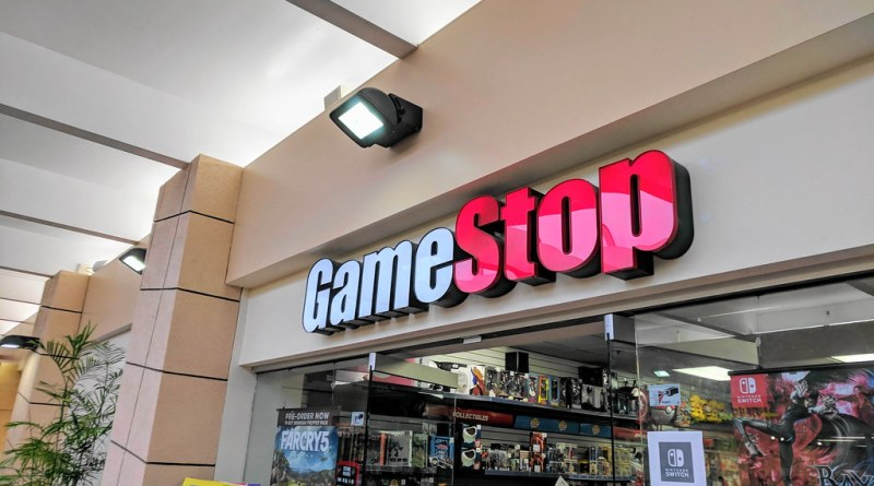 GameStop store closures