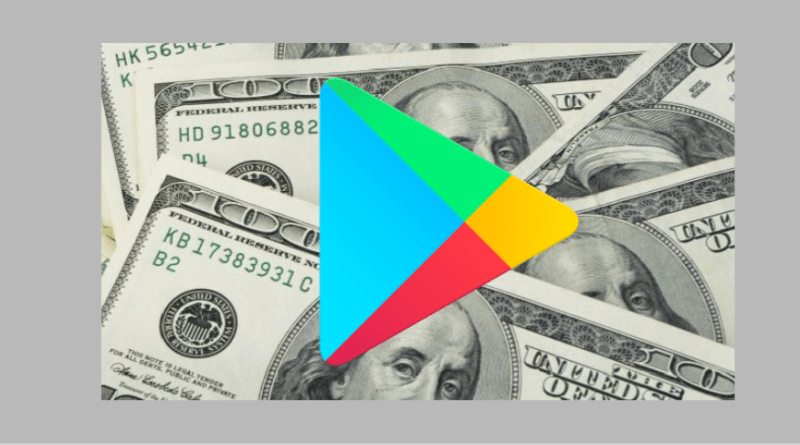 Google Play Store Fleeceware
