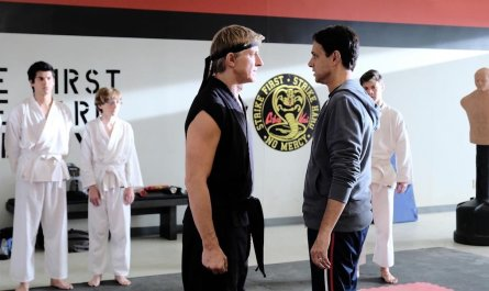YouTube Original Cobra Kai season 2 free