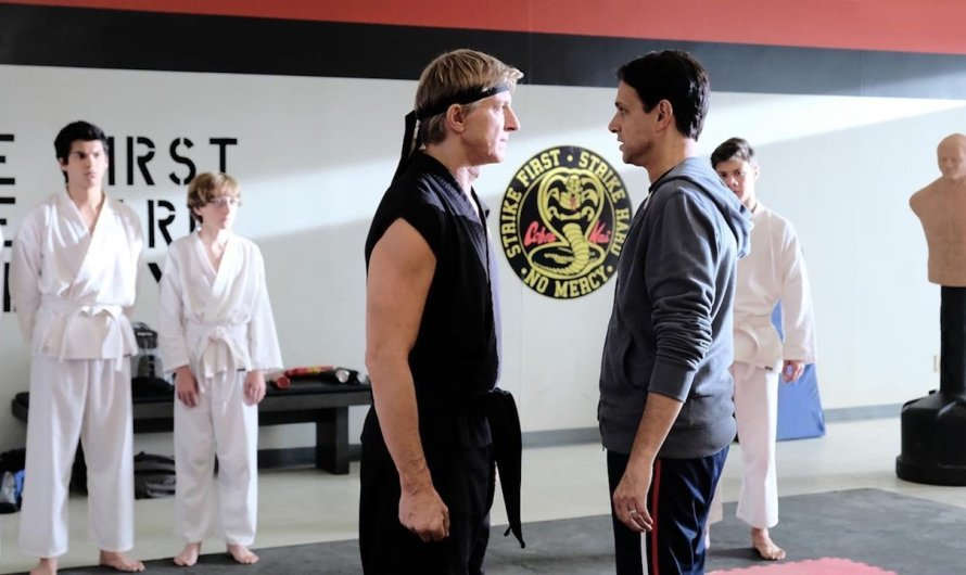 YouTube Drops its Paywall for Season 2 of Cobra Kai, for a Limited Time