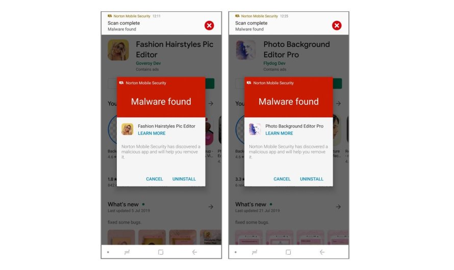 Malware-Infested Android Apps Used these Devious Tactics to Solicit Millions of Downloads