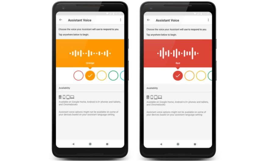Google Adds New Voices in Nine more Languages to Assistant