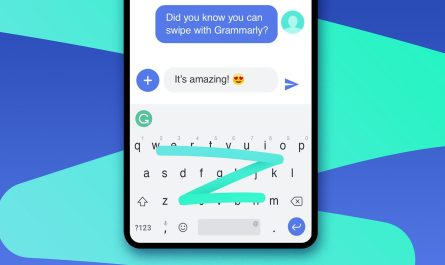 Android Grammarly swipe typing support debuts