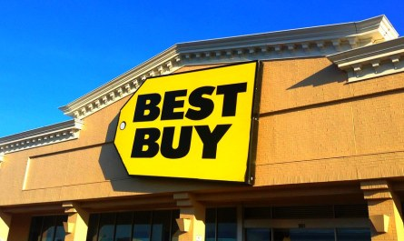 Best Buy free next-day holiday deliveries
