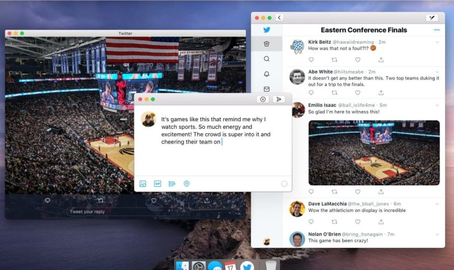 Twitter Returns to the Mac, Courtesy of a New Catalyst-Powered App