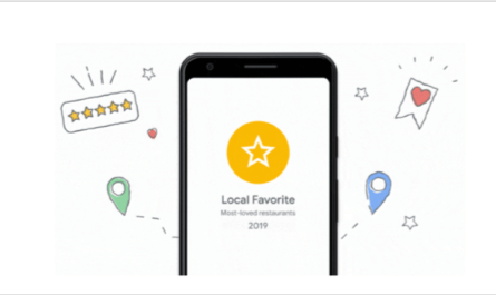 Google highlights Local Favorite restaurants
