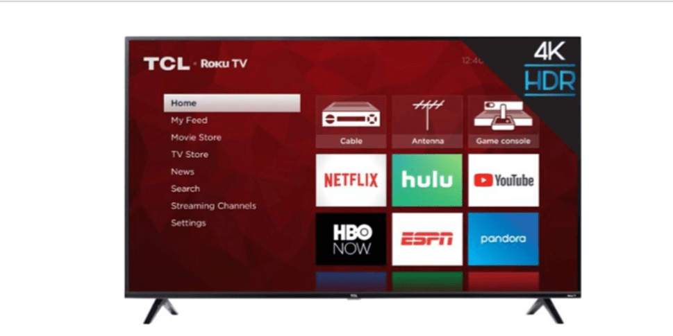 Roku pop-up related interactive ads