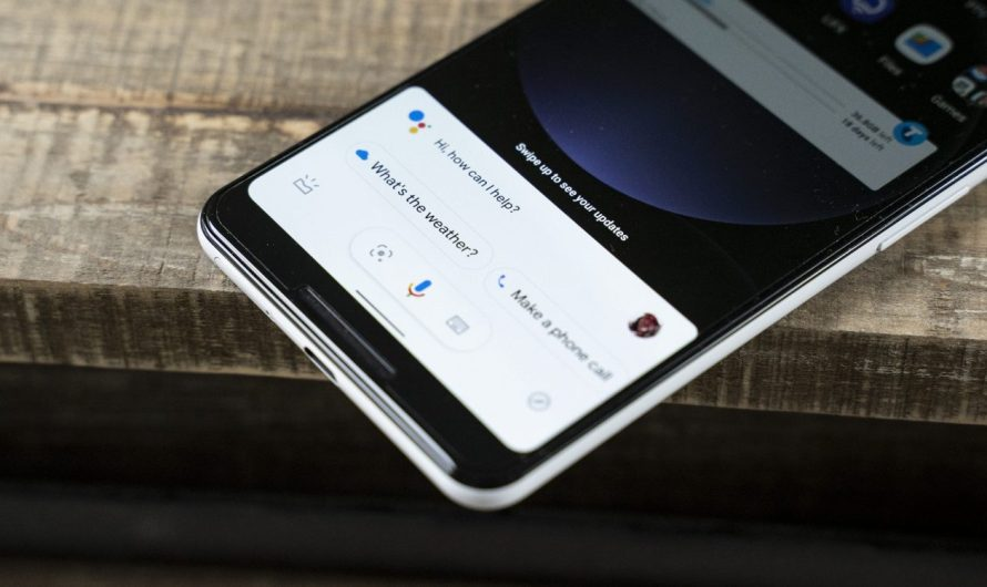 Google is Pushing Out a Compact Version of its Pixel 4 Assistant to Older Model Devices