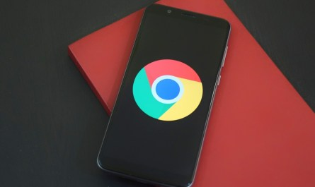 Chrome for Android screenshot editor