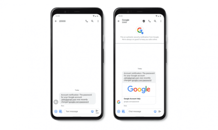 Google Messages verified SMS tool rolls out