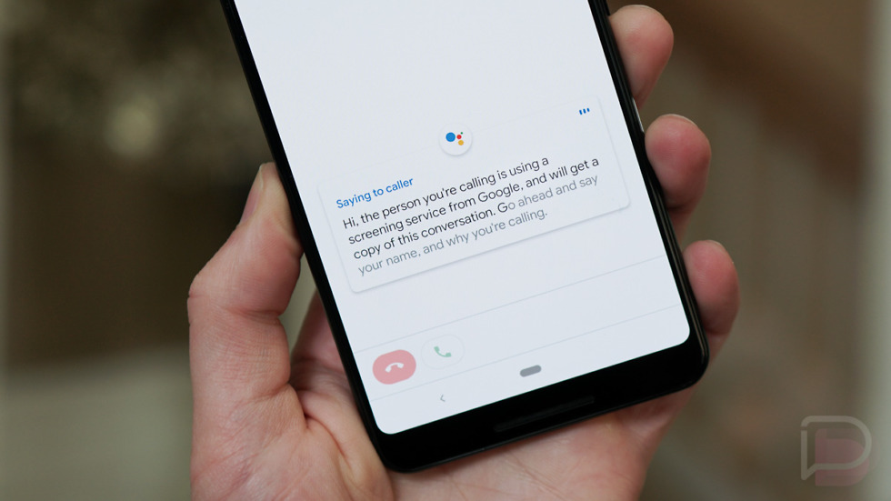 Google Pixel Call Screen Now Saves Audio from Calls