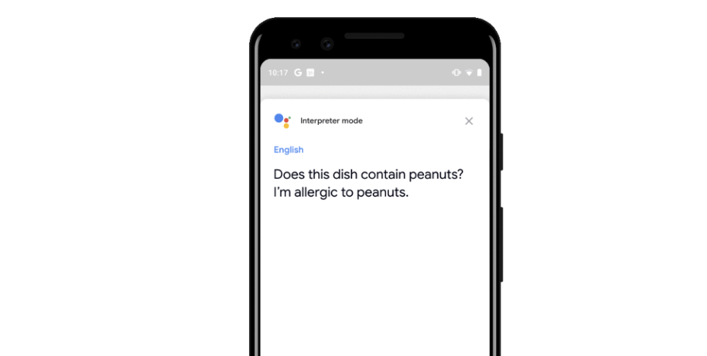 Google brings interpreter mode to Android and iOS