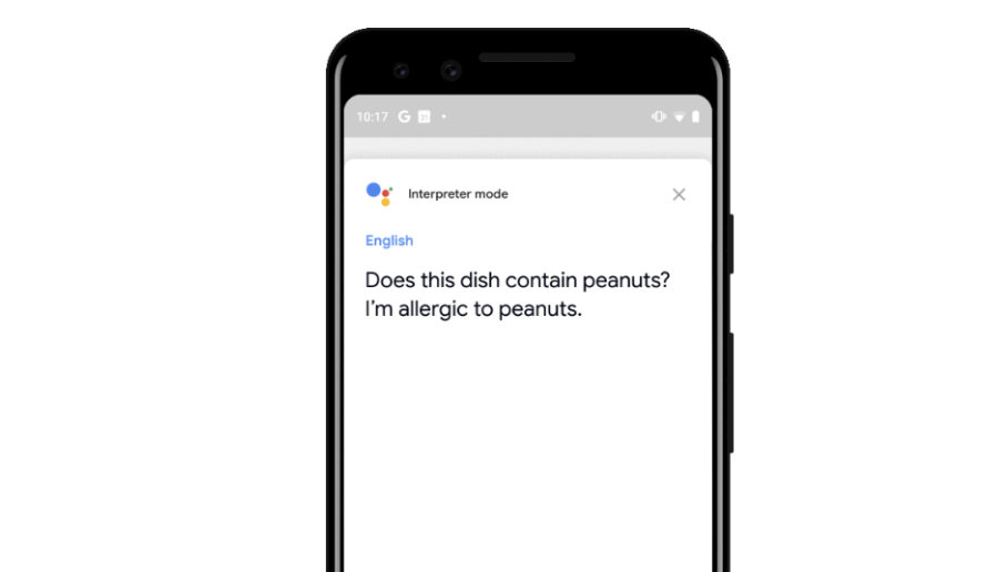 Google is Starting to Integrate its Translator Tool, Interpreter Mode, into Assistant on iOS and Android
