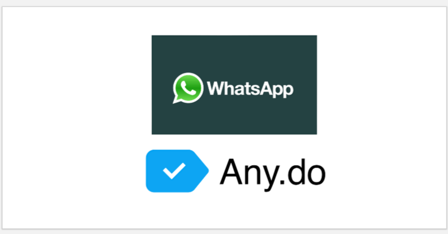 WhatsApp Users can Now Set Reminders and Add Tasks, Thanks to an Integration with Any.do