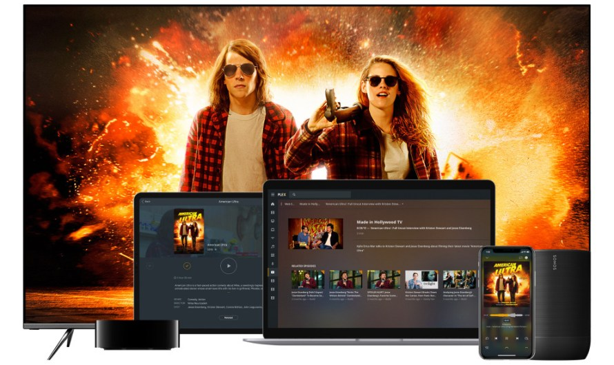 Plex Launches its Own Free, Ad-Supported Streaming Service in 200+ Countries