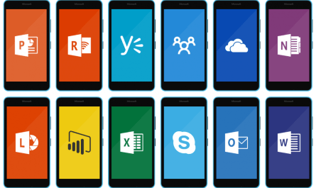 redesigned Microsoft Office mobile apps read text out loud