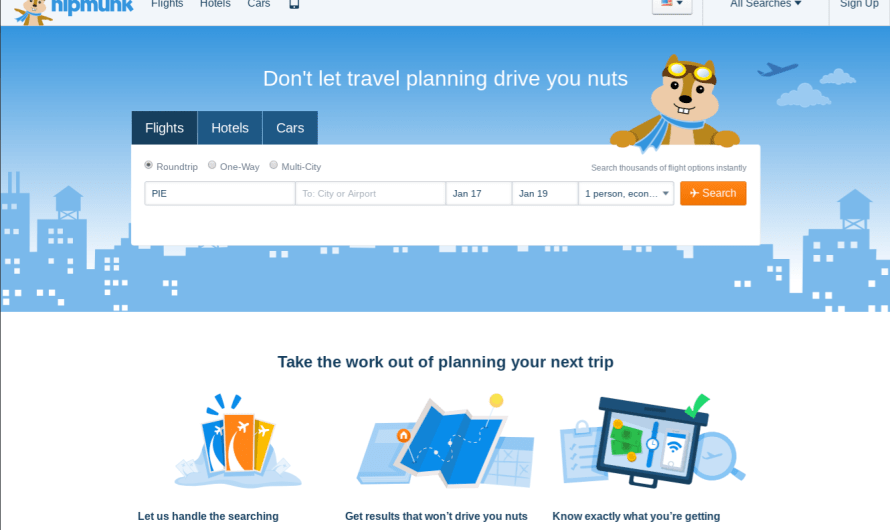 Hipmunk, a Travel Search Engine, will Shut Down Later this Month but Users' Bookings Won't be Affected